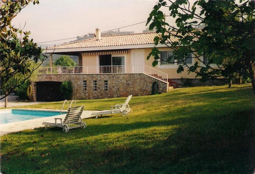 Belle villa climatisée dans parc 1500m2,  avec piscine privée
