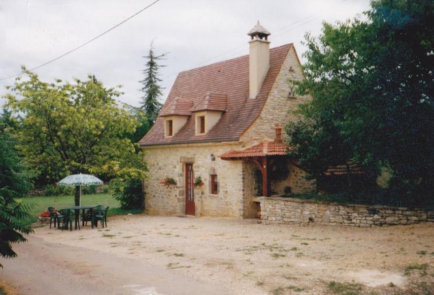 Location vacances Campagnac-lès-Quercy -  Maison - 4 personnes - Barbecue - Photo N° 1