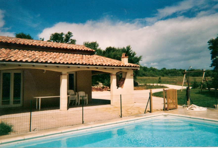 Holiday rentals Rignac - Cottage - 6 persons - BBQ - Photo N° 1