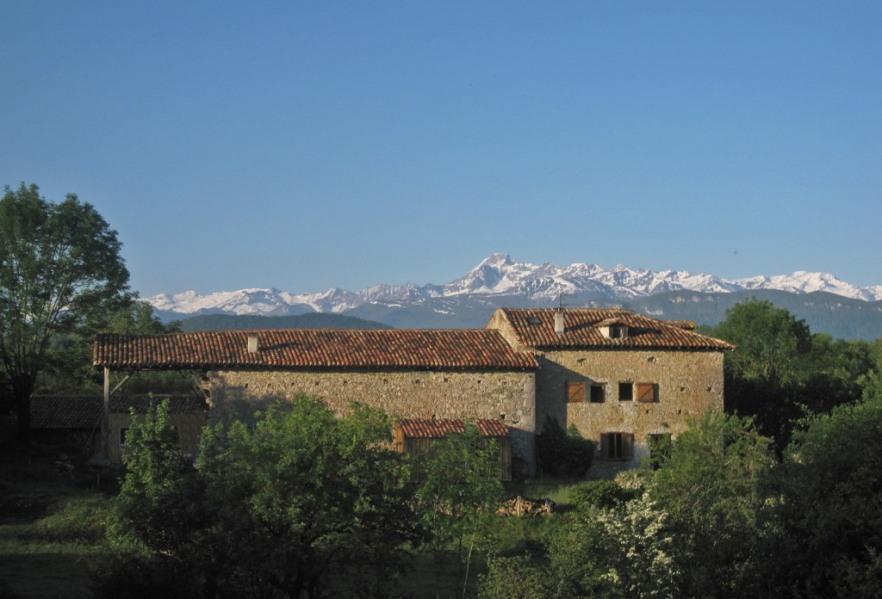 Location vacances Montesquieu-Avantès -  Gite - 15 personnes - Barbecue - Photo N° 1