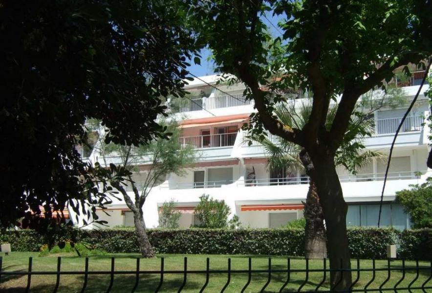 Quartier Couchant résidence Hermes : P2 très coquet à 100 mètres de la plage plus belle plage de La Grande Motte.