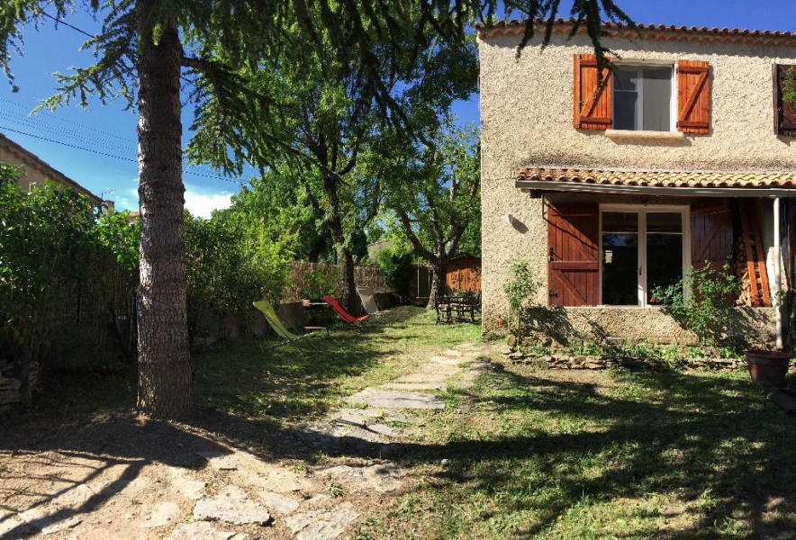 Holiday rentals Saint-Étienne-les-Orgues - House - 4 persons - BBQ - Photo N° 1
