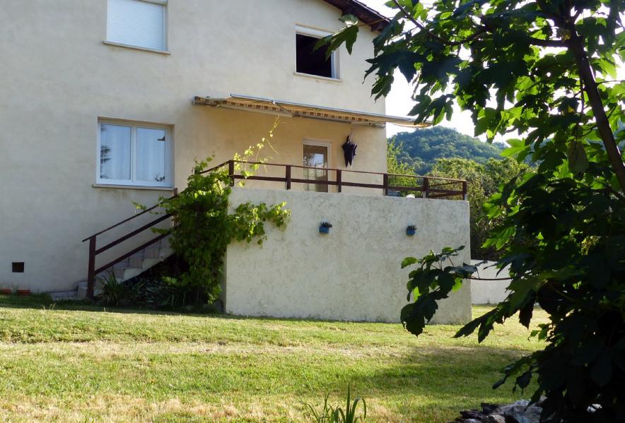 Location vacances Bréau-et-Salagosse -  Maison - 8 personnes - Barbecue - Photo N° 1