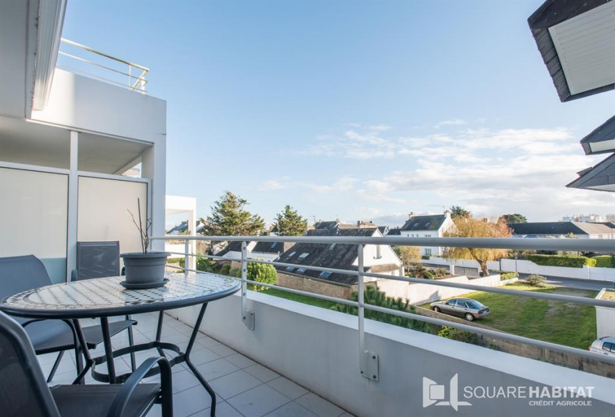 Holiday rentals Étel - Apartment - 4 persons - Garden furniture - Photo N° 1