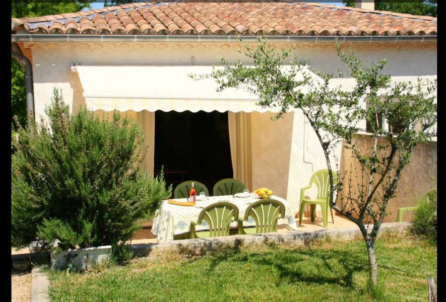 Holiday rentals Bollène - House - 6 persons - BBQ - Photo N° 1