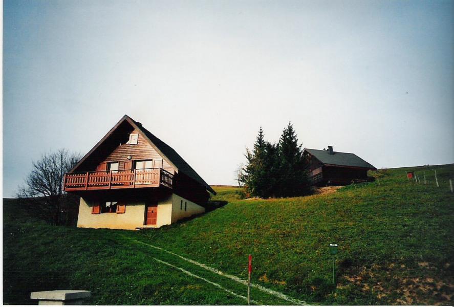 Alpe du Grand Serre. Chalet 8 personnes, vue 360° sur le Grand Serre, Taillefer, Vercors.