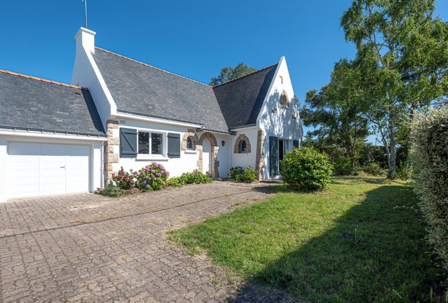 Holiday rentals La Trinité-sur-Mer - House - 8 persons - Garden - Photo N° 1
