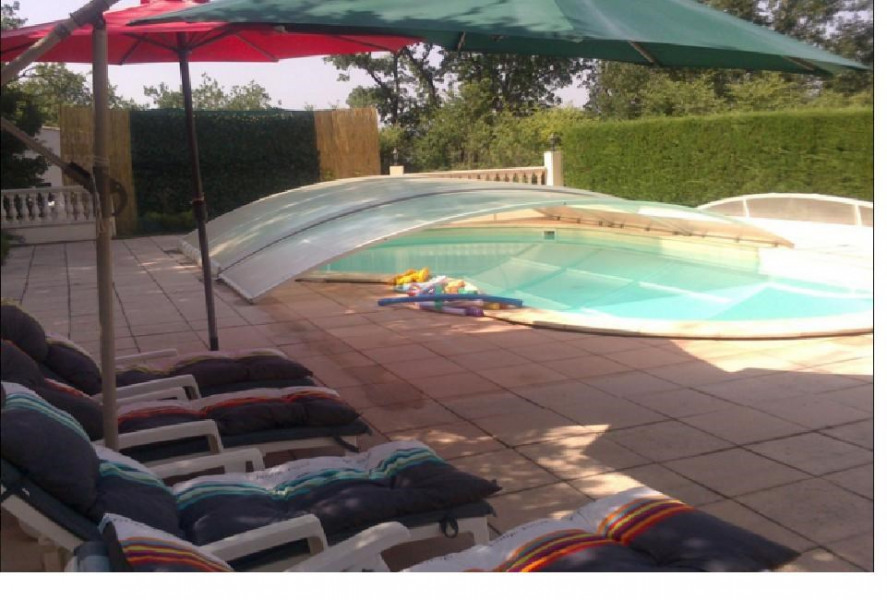 Location vacances Ginasservis -  Maison - 5 personnes - Barbecue - Photo N° 1
