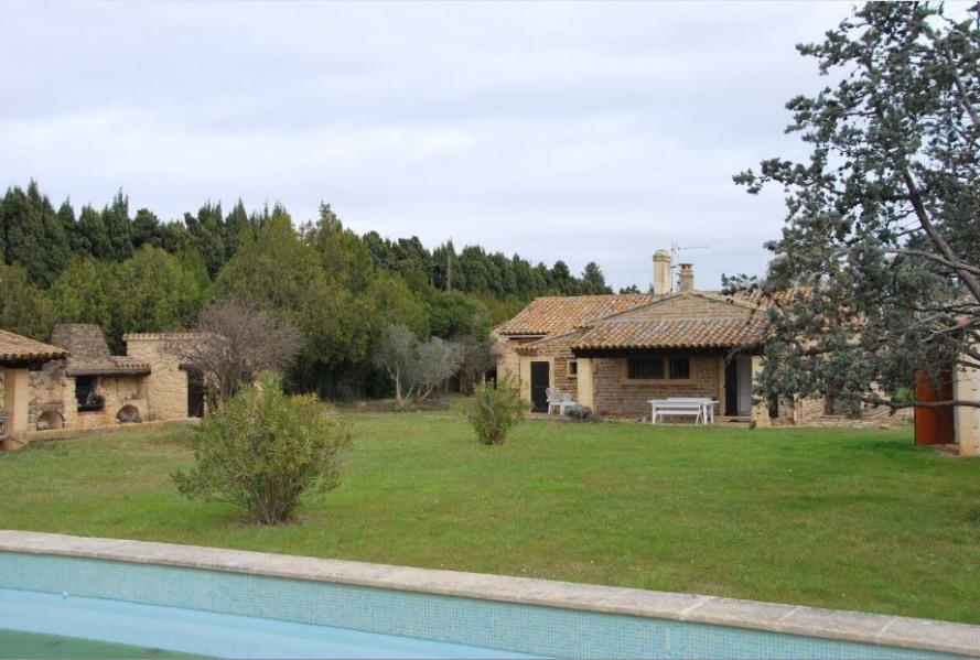 Gîtes de France Mas des Capelans 2
