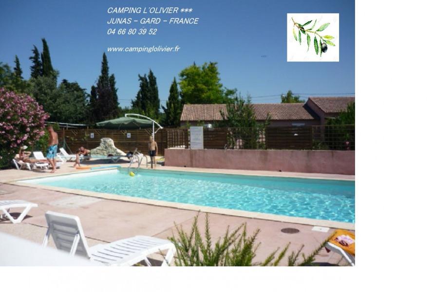 Location vacances Junas -  Insolite - 100 personnes - Chaise longue - Photo N° 1