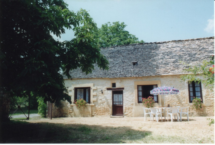 Holiday rentals Saint-Cybranet - Cottage - 6 persons - BBQ - Photo N° 1