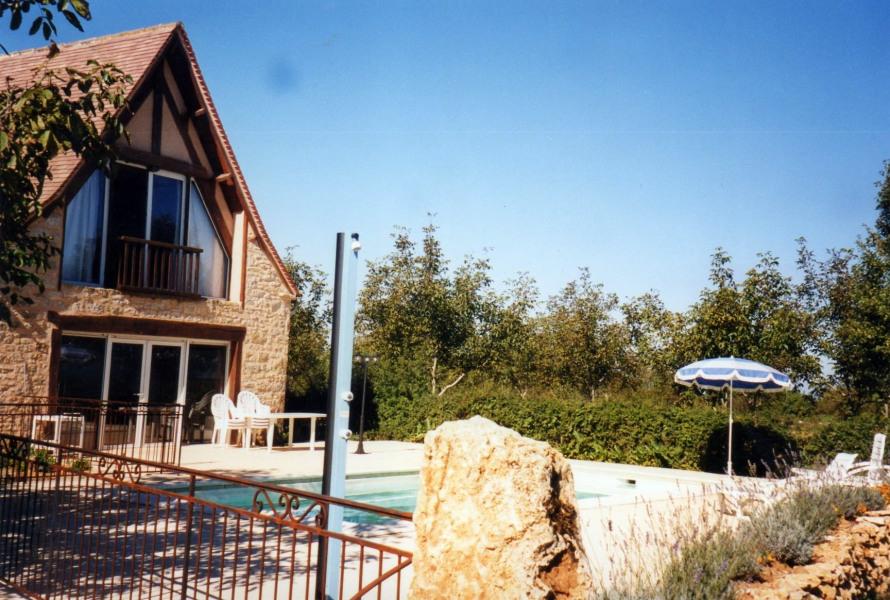 maison de campagne avec vue exceptionnelle sur la vallée de la Dordogne les oustals de miramont 2