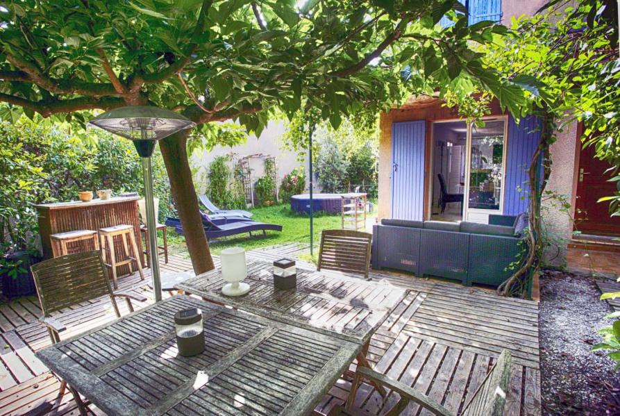 Holiday rentals Saint-Rémy-de-Provence - House - 4 persons - BBQ - Photo N° 1