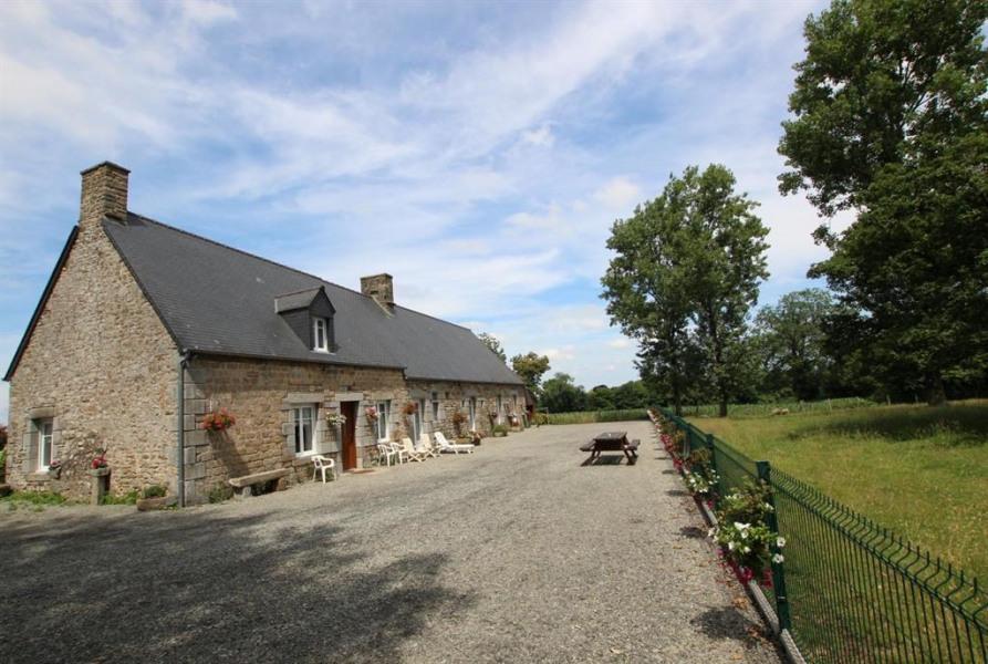 Location vacances Villedieu-les-Poêles -  Maison - 8 personnes - Barbecue - Photo N° 1