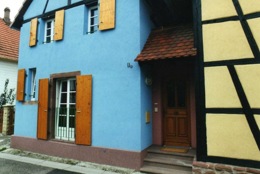 Location vacances Fegersheim -  Gite - 4 personnes - Radio - Photo N° 1