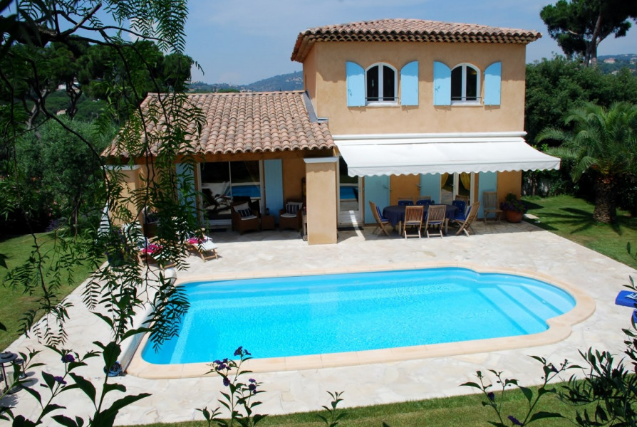 Holiday rentals Sainte-Maxime - House - 6 persons - Deck chair - Photo N° 1