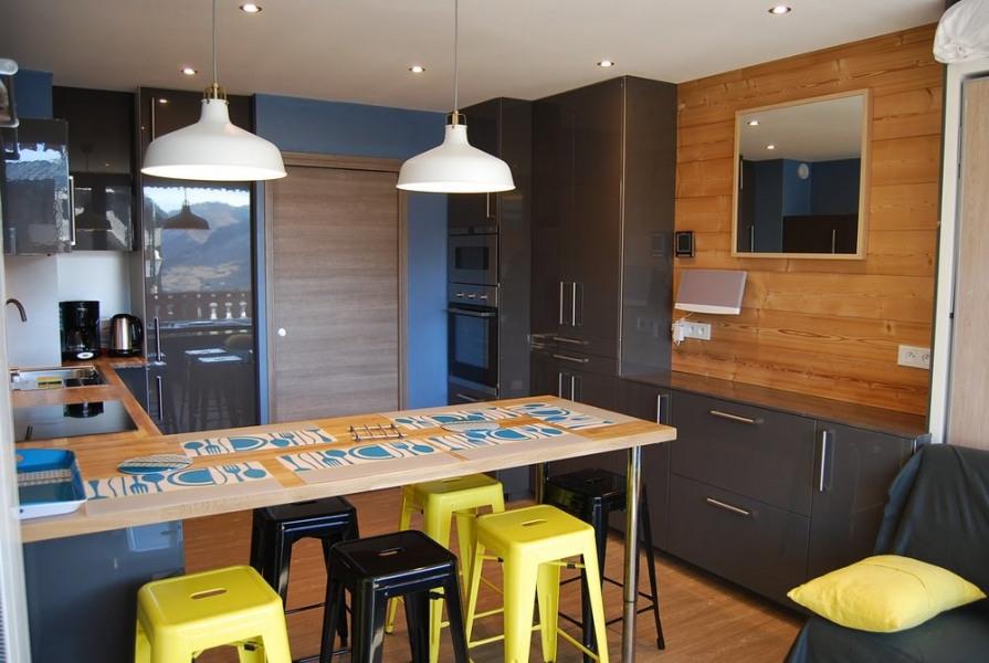 Location vacances Les Belleville -  Appartement - 6 personnes - Chaîne Hifi - Photo N° 1