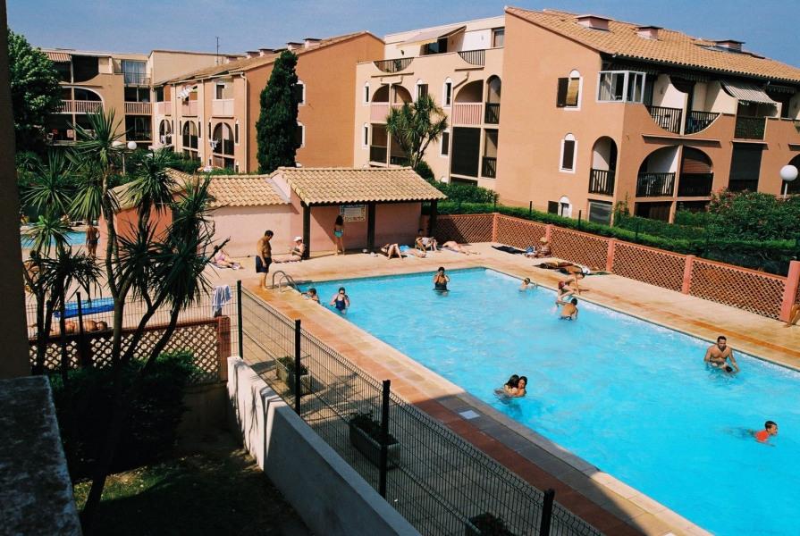 Ferienwohnungen Canet-en-Roussillon - Wohnung - 4 Personen - Gartenmöbel - Foto Nr. 1