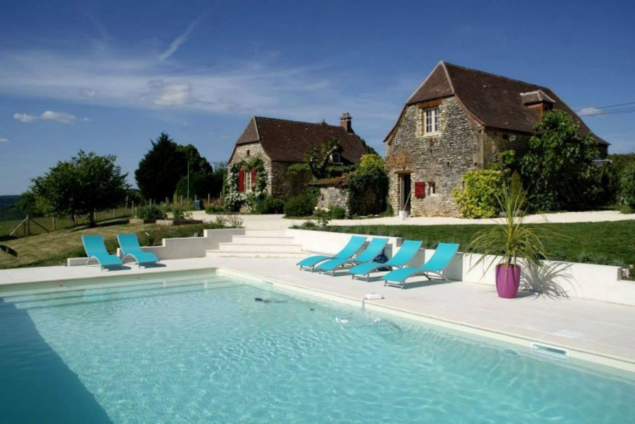 Location vacances Plazac -  Gite - 5 personnes - Barbecue - Photo N° 1