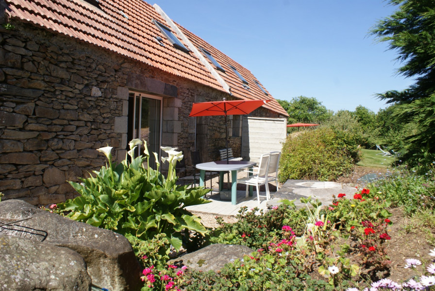 Location vacances Locquirec -  Maison - 4 personnes - Barbecue - Photo N° 1