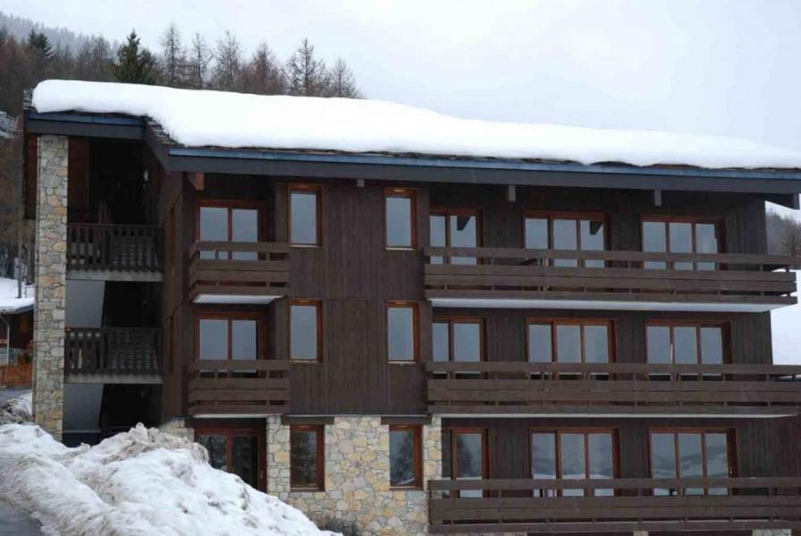 Facade vue Mont Blanc