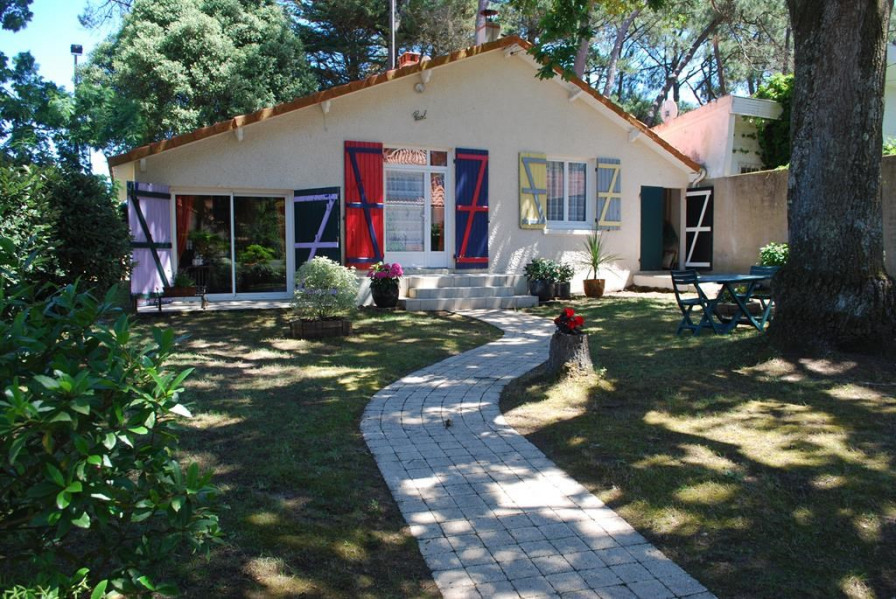 Holiday rentals Saint-Michel-Chef-Chef - House - 4 persons - BBQ - Photo N° 1