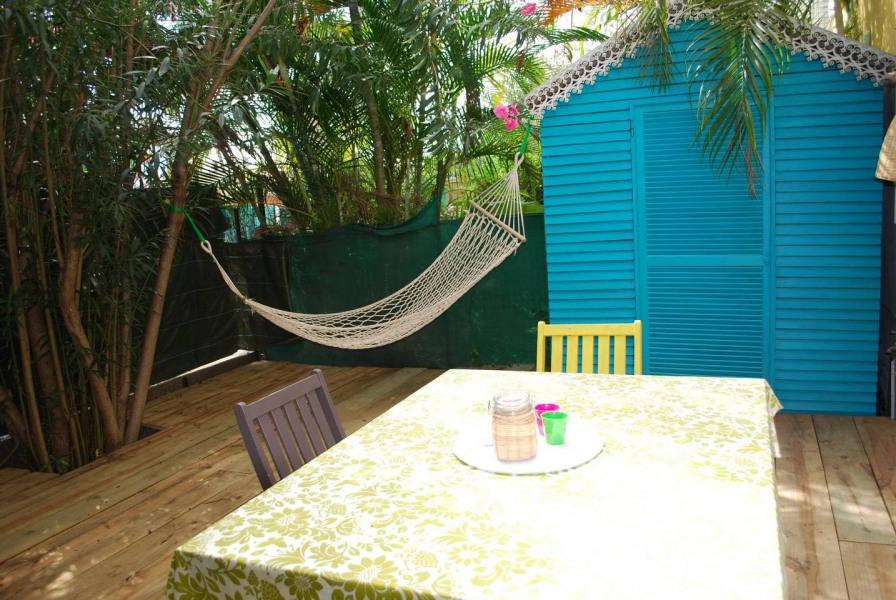 Location vacances Saint-Paul -  Appartement - 6 personnes - Jardin - Photo N° 1