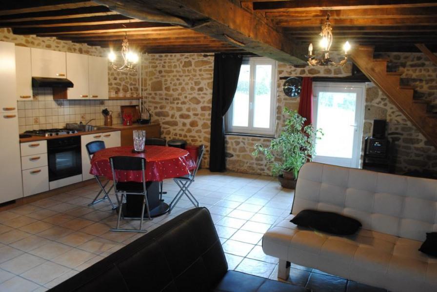 Location vacances Jouillat -  Maison - 4 personnes - Barbecue - Photo N° 1