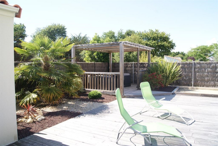 Holiday rentals Bretignolles-sur-Mer - House - 6 persons - BBQ - Photo N° 1