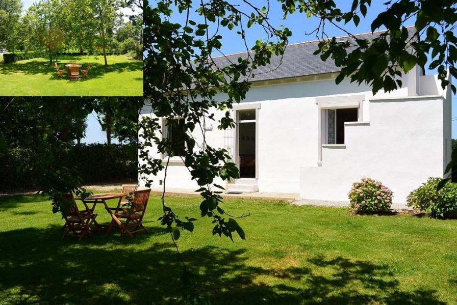 Location vacances Plonéour-Lanvern -  Maison - 2 personnes - Barbecue - Photo N° 1