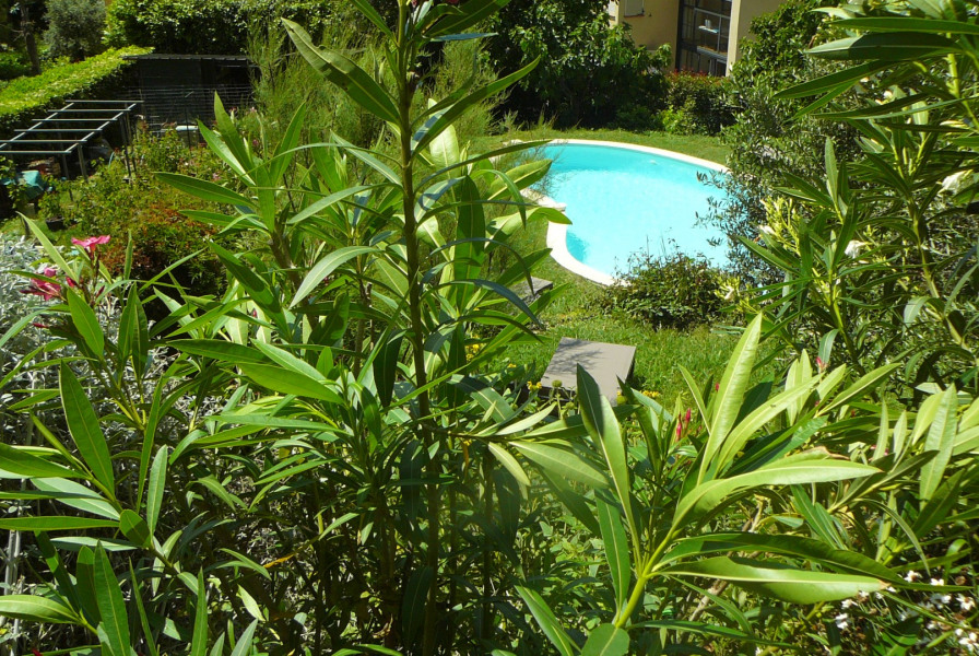 Holiday rentals Saint-Paul-de-Vence - House - 6 persons - BBQ - Photo N° 1