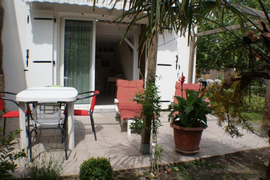 Maisonnette pour 4 pers. avec parking privé, Mornac-sur-Seudre