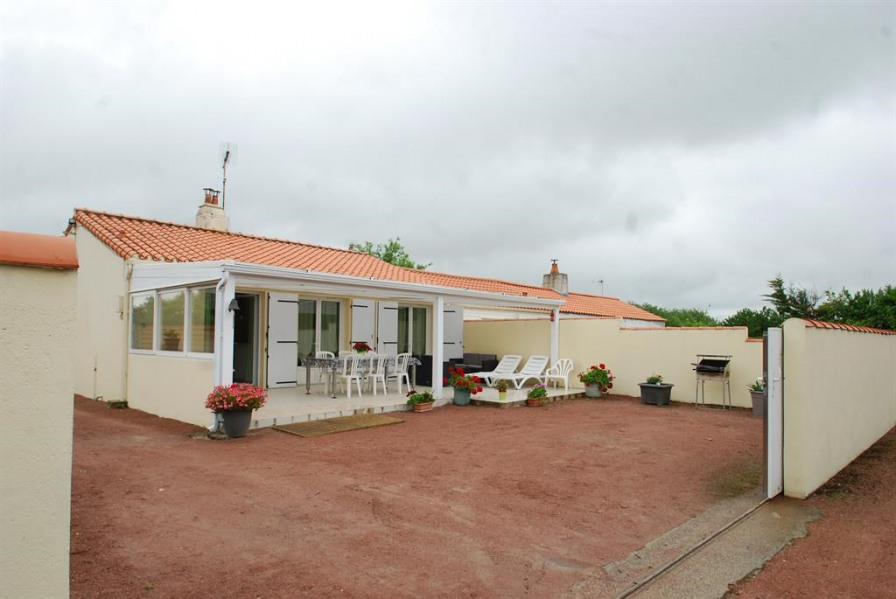 Holiday rentals Saint-Jean-de-Monts - House - 6 persons - BBQ - Photo N° 1