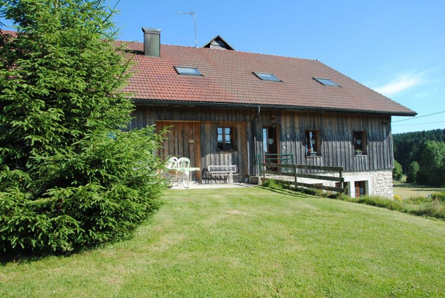 Gite *** Haut-Doubs hameau du saugeais dans ferme rénovée massif du Jura entre Morteau et Pontarlier - Ville-du-Pont