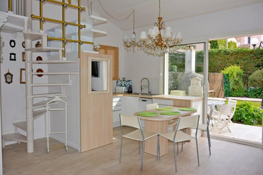 Ferienwohnungen Villeneuve-Loubet - Haus - 4 Personen - Fernseher - Foto Nr. 1