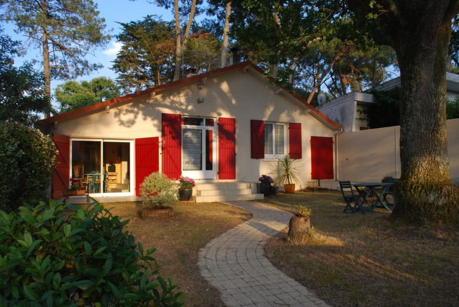 Location vacances Saint-Michel-Chef-Chef -  Maison - 4 personnes - Barbecue - Photo N° 1