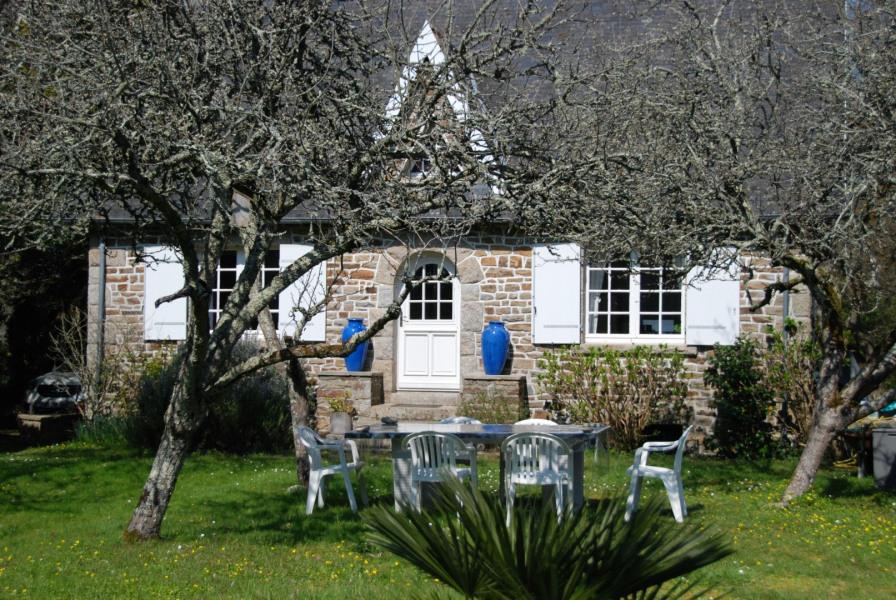 Location vacances Névez -  Maison - 4 personnes - Barbecue - Photo N° 1