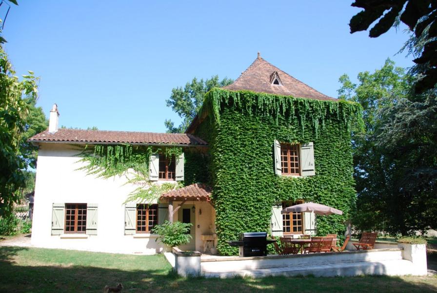 Ancien moulin à noix avec piscine partagée - Saint-Martin-de-Ribérac