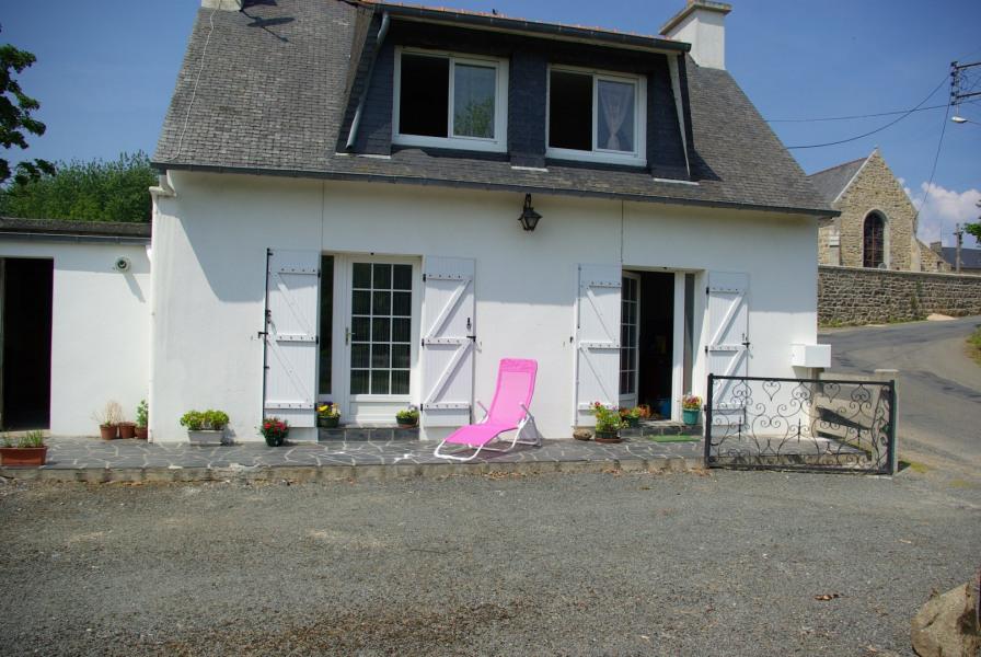 Location vacances Tréglamus -  Maison - 4 personnes - Barbecue - Photo N° 1