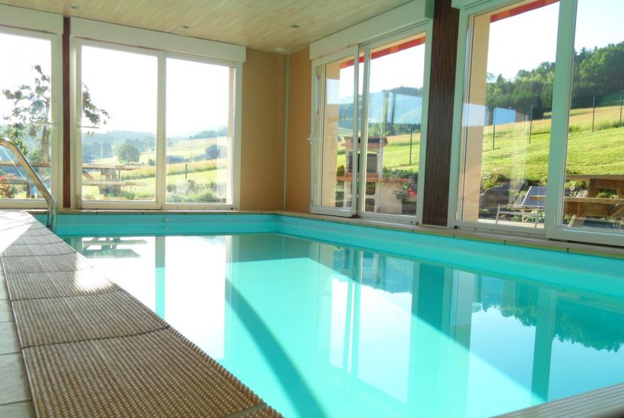 exceptionnel Au Haut de la Goutte, location vacances avec piscine intérieure