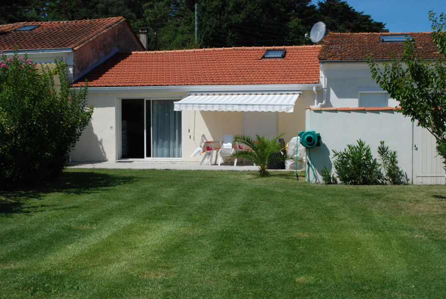Location vacances Soulac-sur-Mer -  Maison - 8 personnes - Barbecue - Photo N° 1