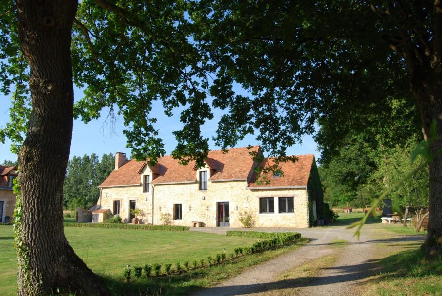 Grand Gite 200 m² La Petite Richardière PISCINE 49150 FOUGERÉ BAUGÉ EN ANJOU - Fougeré