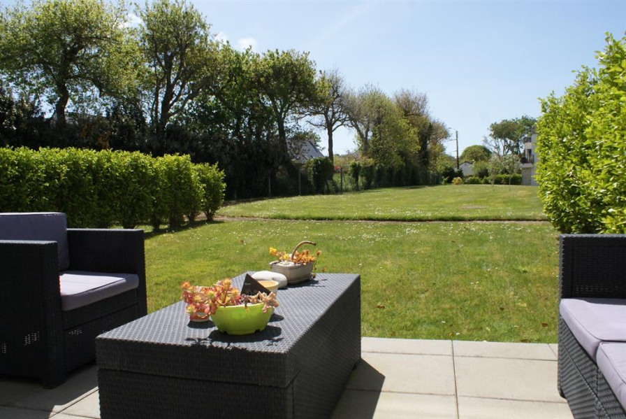Location vacances Plougonvelin -  Appartement - 6 personnes - Barbecue - Photo N° 1