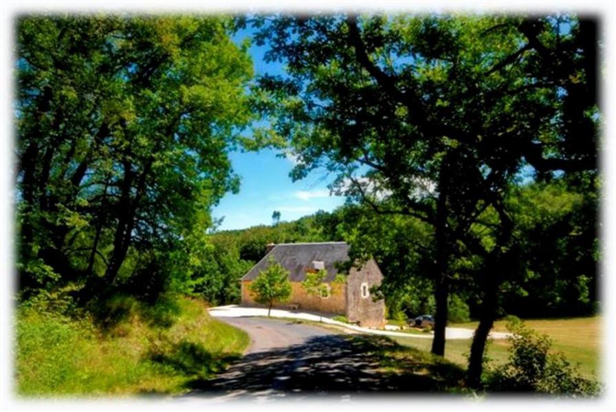 Location vacances Salignac-Eyvigues -  Maison - 7 personnes - Barbecue - Photo N° 1