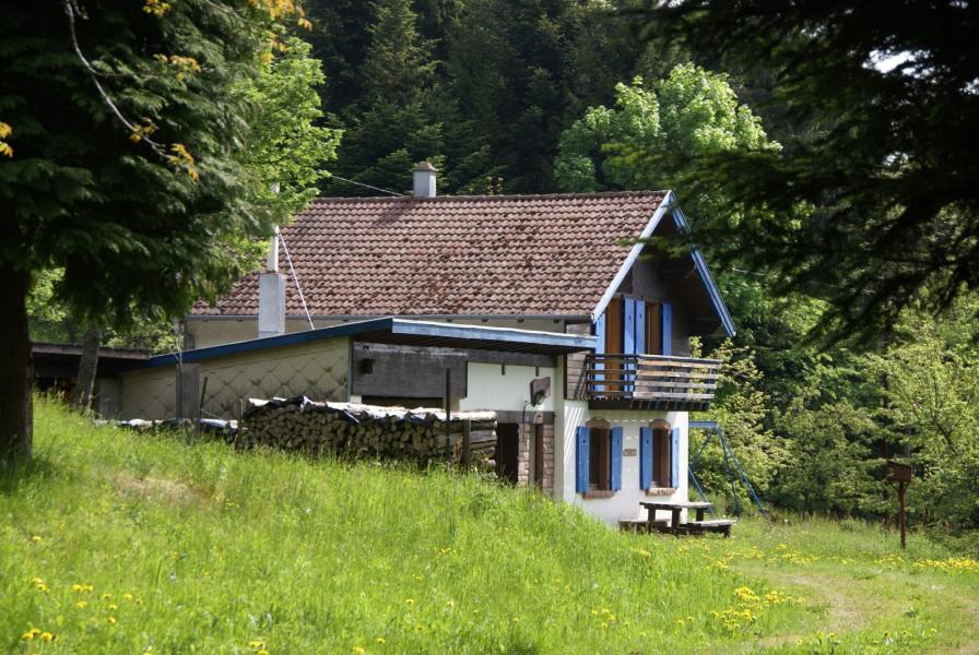 Chalet de montagne, vallée de Kaysersberg.