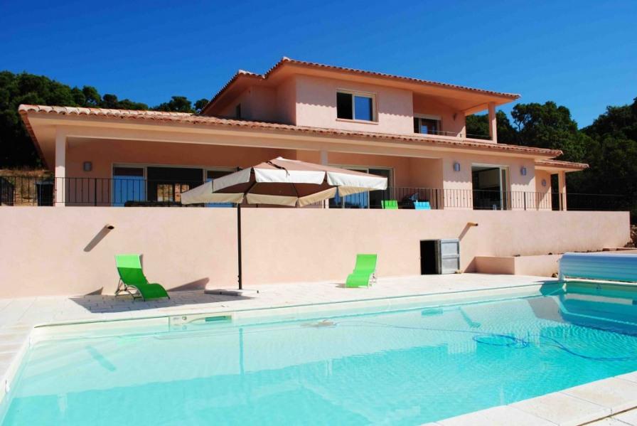 Porto Vecchio - Villa de luxe avec piscine privée