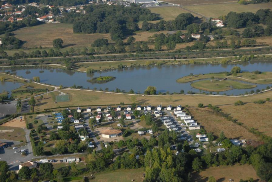 Camping du Lac de Saujon