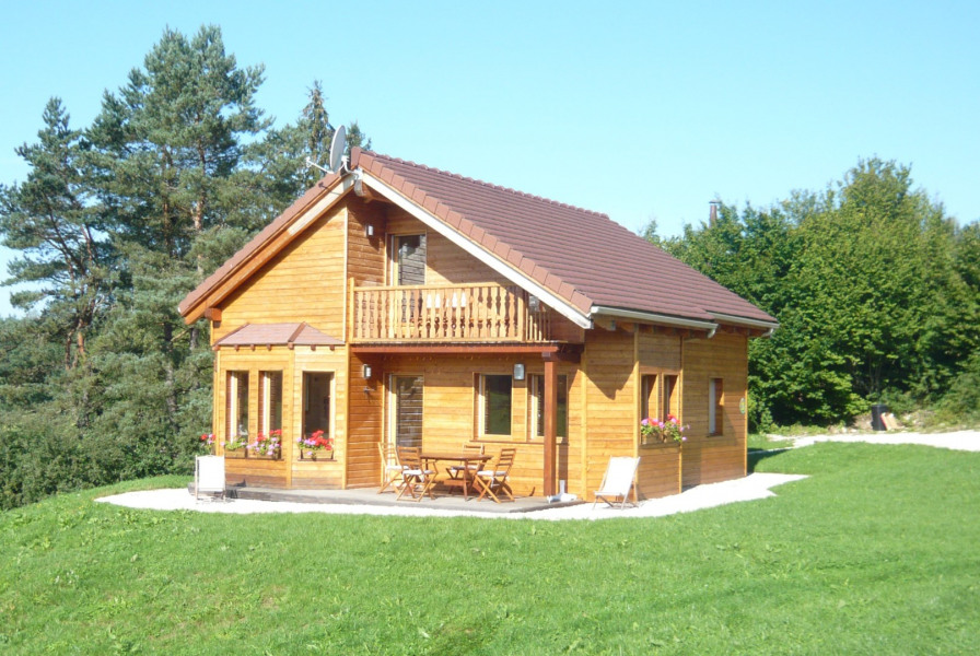 Holiday rentals Doucier - Cottage - 5 persons - BBQ - Photo N° 1