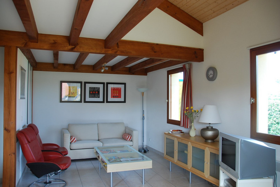 Ferienwohnungen Saint-Julien-en-Born - Haus - 4 Personen - Liegestuhl - Foto Nr. 1