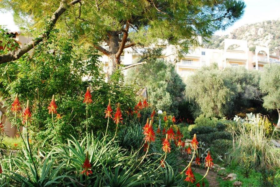 """La résidence """"les jardins du scudo"""""""